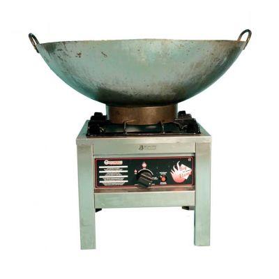 brander met wok