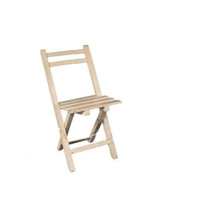 houten vouwstoel cote d'azur